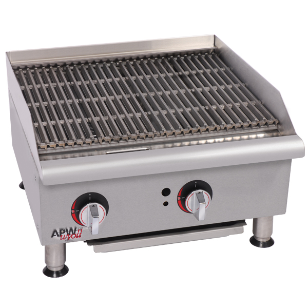 APW Charbroiler GCRB24