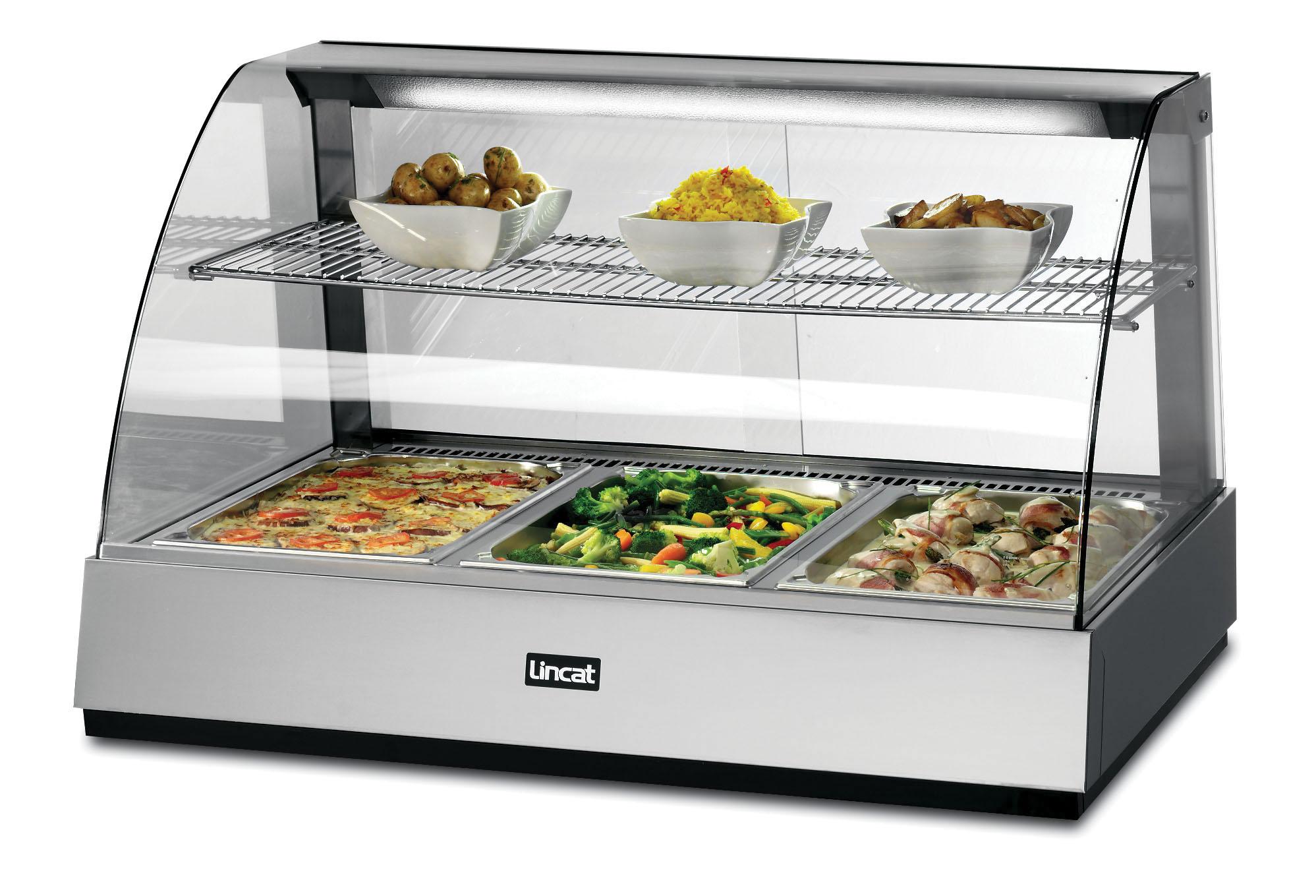Starkey Product Categories Heated Food Display