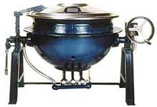 Tilting Gas Kettle